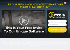 bitcoinloophole.co