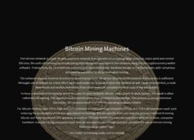 bitcoinminingmachines.co.uk