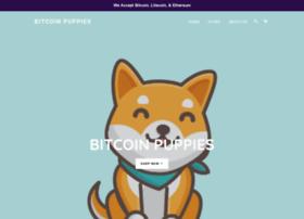 bitcoinpuppies.com