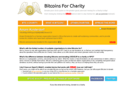 bitcoinsforcharity.org