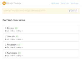bitcointoolbox.org
