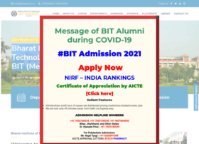 bitmeerut.edu.in