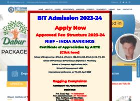 bitmeerut.edu.in