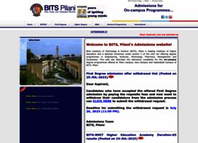 bitsadmission.com