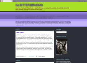 bitterbrainiac.blogspot.com