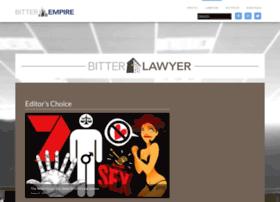 bitterlawyer.com