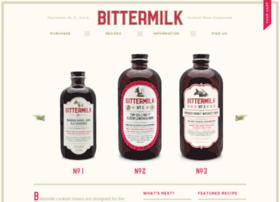 bittermilk.com