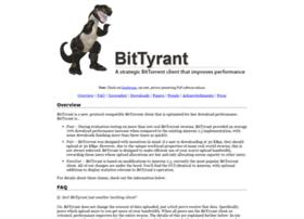 bittyrant.cs.washington.edu