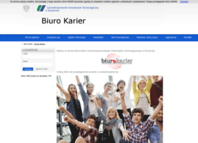 biurokarier.zut.edu.pl