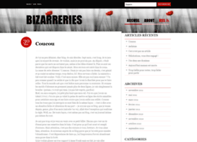 bizarreries.wordpress.com