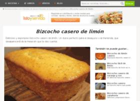 bizcocho-casero-de-limon.recetascomidas.com