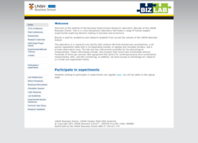 bizlab.unsw.edu.au