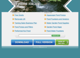 bizpond.co.uk