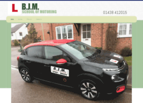 bjmschoolofmotoring.co.uk