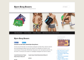 bjornborgboxers.com