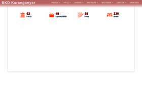 bkd.karanganyarkab.go.id
