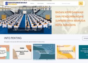 bkd.surabaya.go.id
