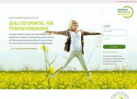 bkk.zentrale-pruefstelle-praevention.de
