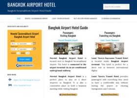 bkkairporthotel.com