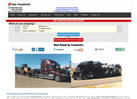 bkktransport.com