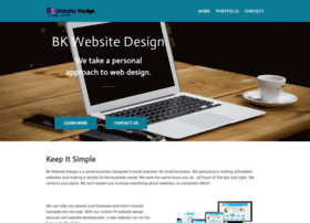 bkwebsitedesign.com