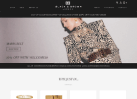 black-brown.com