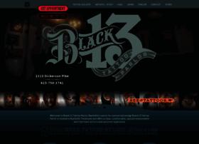 black13tattoo.com