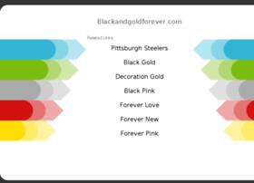 blackandgoldforever.com