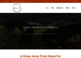 blackandtandachshundboarding.co.uk