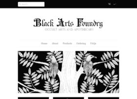 blackartsfoundry.com