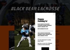 blackbearlax.com