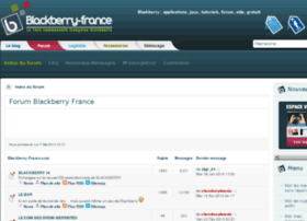 blackberry-france.com