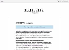 blackberryamagazine.submittable.com