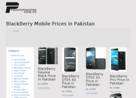 blackberrymobile.priceinpakistan.com.pk