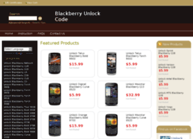 blackberryunlockingcode.com