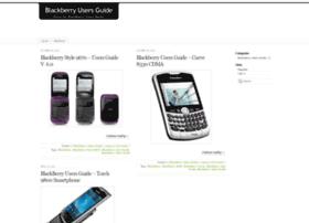 blackberryusersguide.wordpress.com
