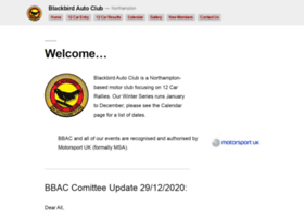 blackbirdautoclub.co.uk