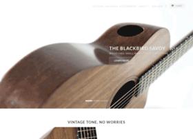 blackbirdguitar.com
