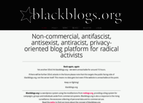 blackblogs.org