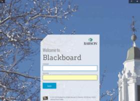 blackboard.babson.edu