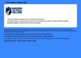 blackboard.madisoncollege.edu