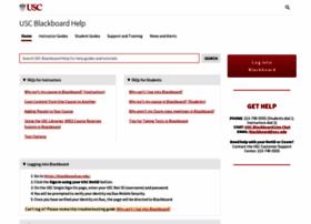 blackboardhelp.usc.edu