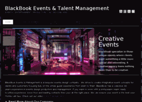 blackbookevents.ie