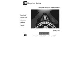 blackboxgallery.com