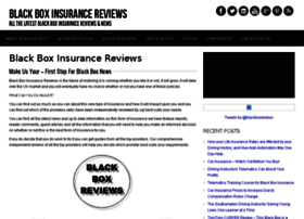 blackboxinsurancereviews.com