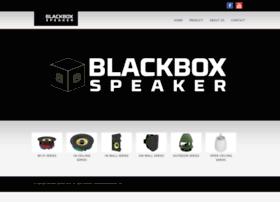 blackboxspeaker.com