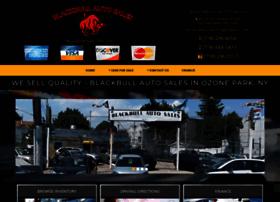 blackbullautosales.net