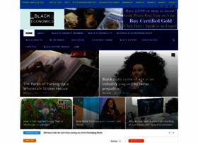 blackeconomics.co.uk