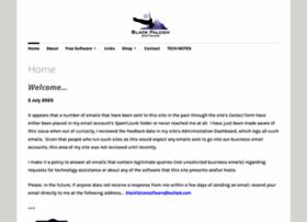 blackfalconsoftware.com