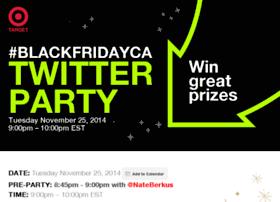 blackfridaycatwitterparty.com